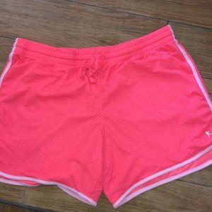 Danskin Now pink shorts size 2X(18W-20W)